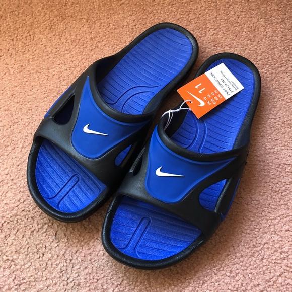 9cf4a7e3567d Nike shoes mens first string slide poshmark jpg 580x580 Nike first string  slide sandal red